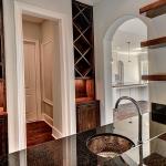 Wendell-Legacy-Homes-Custom-Estate-281-323-4580 - Bar Area