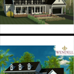 Wendell Legacy Homes - Custom Homes - The Woodlands (9)